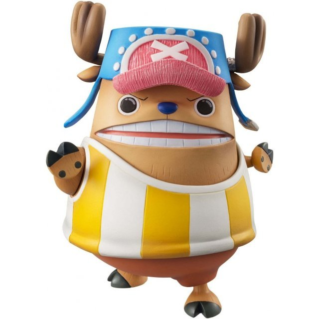 Excellent Model Portrait Of Pirates One Piece Sailing Again 1/8 Scale Pre-Painted PVC Figure: Tony Tony Chopper Kung Fu Point
