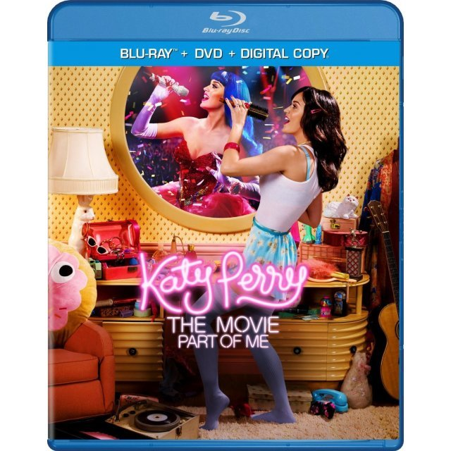 Katy Perry: Part of Me [Blu-ray+DVD+UV Copy]