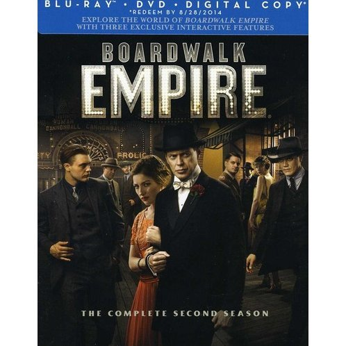 Boardwalk Empire: The Complete Second Season