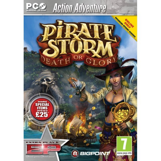 Pirate Storm (Extra Play)