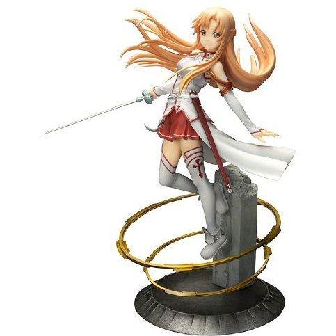 Sword Art Online 1/8 Scale Pre-Painted PVC Figure: Asuna