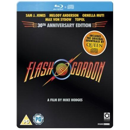 Flash Gordon: 30th Anniversary Edition: Steelbook