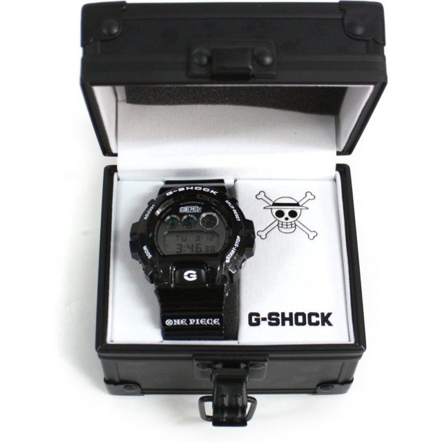 Casio G-Shock Watch One Piece Strawhat Crew Limited Edition