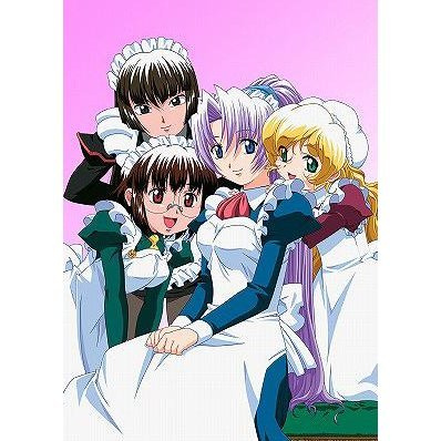 Hanaukyo Maid Tai / Maid In Hanaukyo Blu-ray Box [Limited Edition]