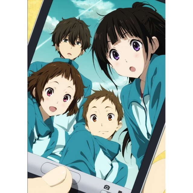 Hyouka Vol.9 [Blu-ray+CD Limited Edition]