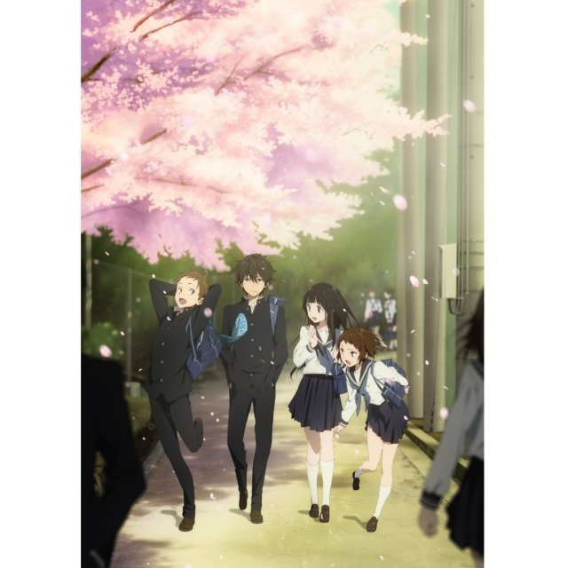 Hyouka Vol.9 [DVD+CD Limited Edition]