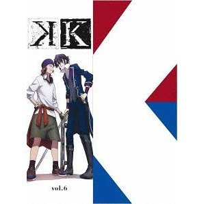 K Vol.6 [Blu-ray+CD Limited Pressing]