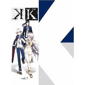 K Vol.7 [Blu-ray+CD Limited Pressing]