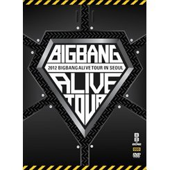 2012 Bigbang Alive Tour In Seoul [Limited Edition]