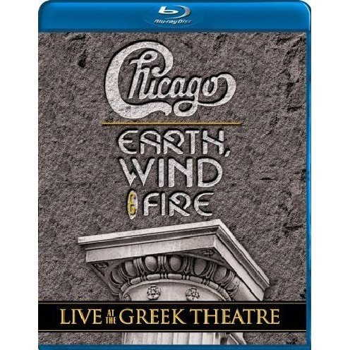 Chicago / Earth Wind & Fire - Live At The Greek Theatre