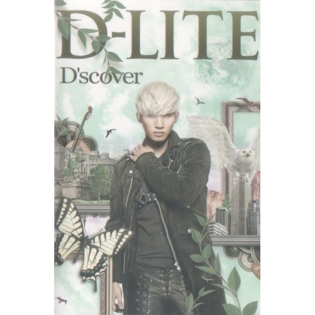 D'scover [Playbutton Limited Edition]