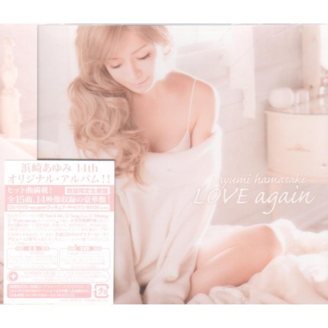 Love Again [CD+DVD Limited Edition]