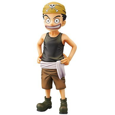 One Piece The Grandline Children Vol. 6 Pre-Painted PVC Figure: Usopp