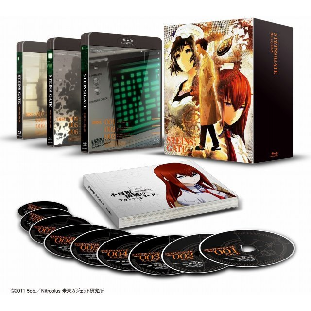 Steins;gate Blu-ray Box