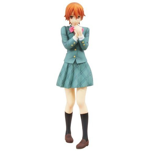 Working!! Natural Style Series 1/10 Scale Pre-Painted PVC Figure: Inami Mahiru