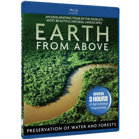 Earth From Above: Preservation of Water and Forests
