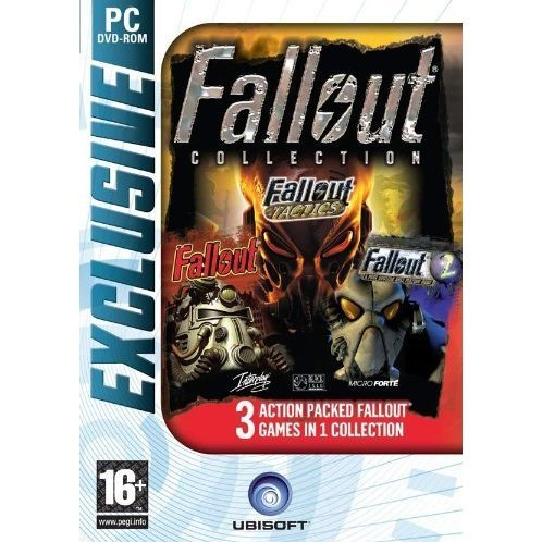 Fallout Collection (DVD-ROM)