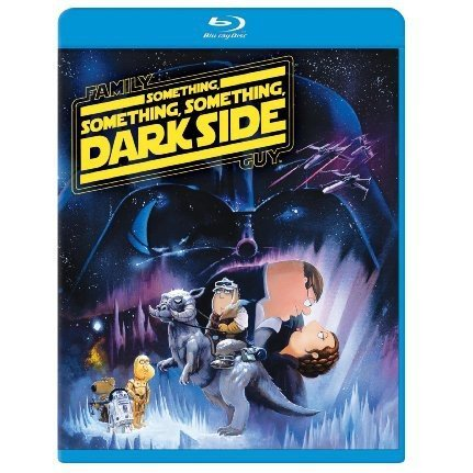 Family Guy Presents: Something Something Something Dark Side [Blu-ray + Digital Copy]
