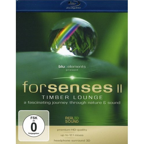 Forsenses II - Timber Lounge / A Fascinating Journey into Nature & Sound