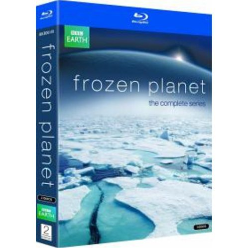 Frozen Planet: Complete Series