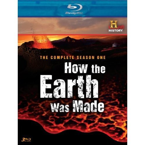 How the Earth Was Made: Complete Season 1