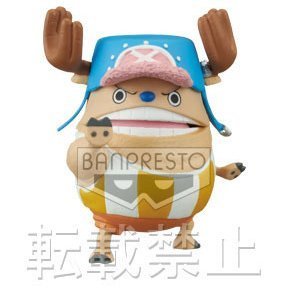 One Piece World Collectable Pre-Painted PVC Figure Vol.29: Tony Tony Chopper