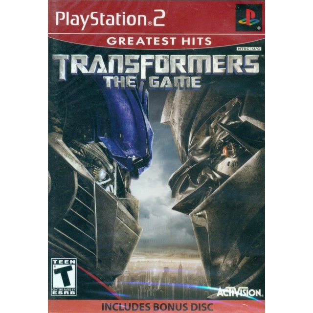 Transformers: The Game (Greatest Hits)