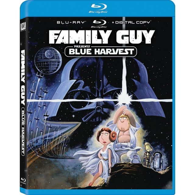 Family Guy Presents: Blue Harvest [Blu-ray + Digital Copy]