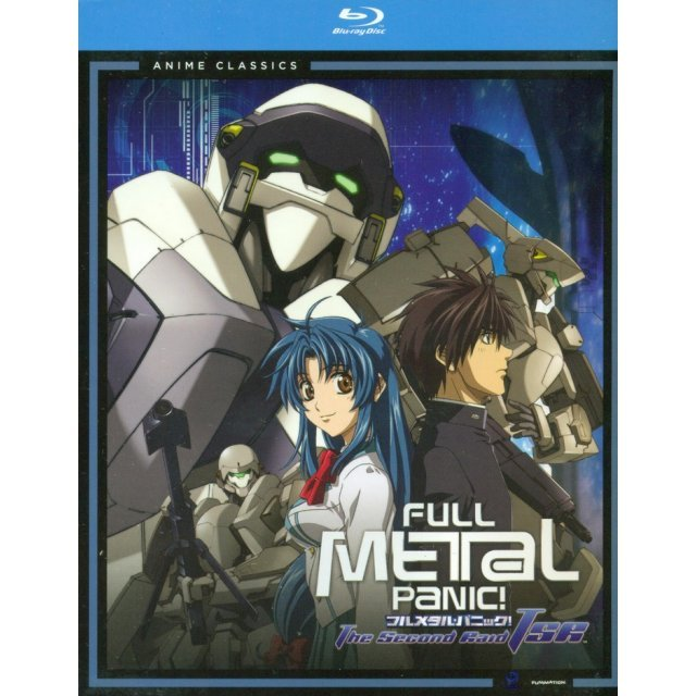Full Metal Panic!: The Second Raid - Complete Series