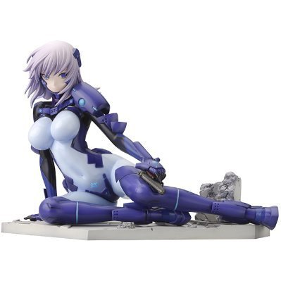 Muv-Luv Alternative Total Eclipse 1/7 Scale Pre-Painted PVC Figure: Kriska Barchenowa Eishi Strengthening Equipment