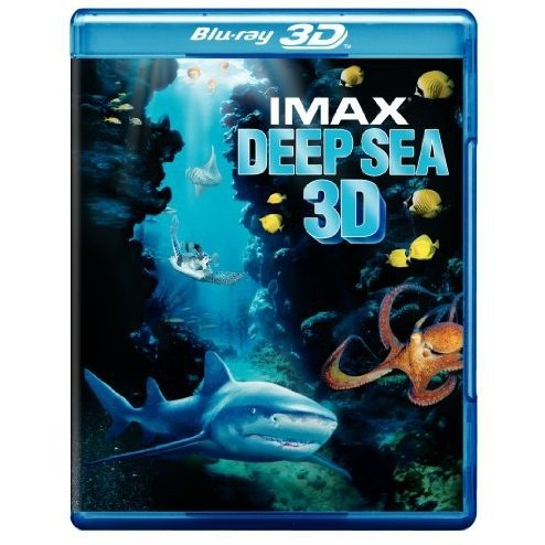 Deep Sea 3D [Blu-ray 3D + Blu-ray]