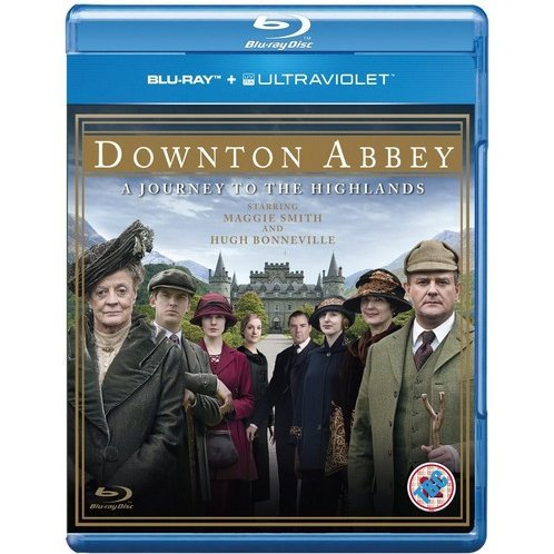 Downton Abbey: A Journey to the Highlands [Blu-ray+UV Digital Copy]