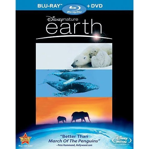 Earth [Blu-ray+DVD]