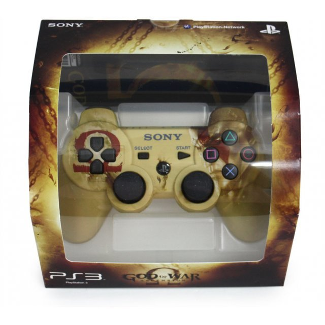 God of War: Ascension (w/ Dual Shock 3)