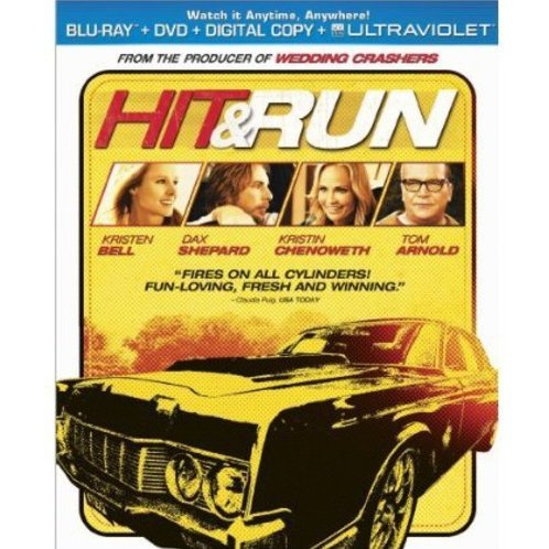 Hit & Run [Blu-ray+DVD+UV Digital Copy]