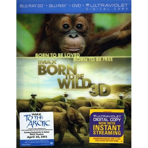 IMAX: Born to Be Wild 3D