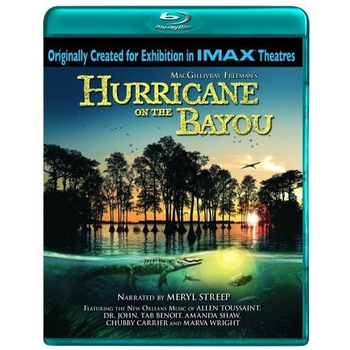 IMAX: Hurricane on the Bayou