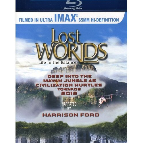 IMAX: Lost Worlds: Mayan Mysteries