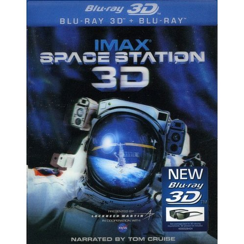IMAX: Space Station 3D [Blu-ray 3D + Blu-ray]
