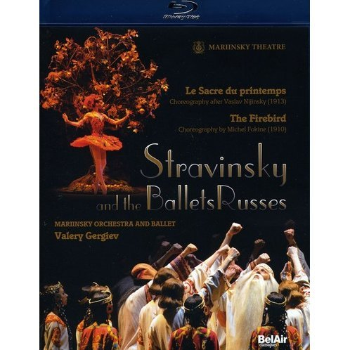 Stravinsky and the Ballets Russes: The Firebird and The Rite of Spring