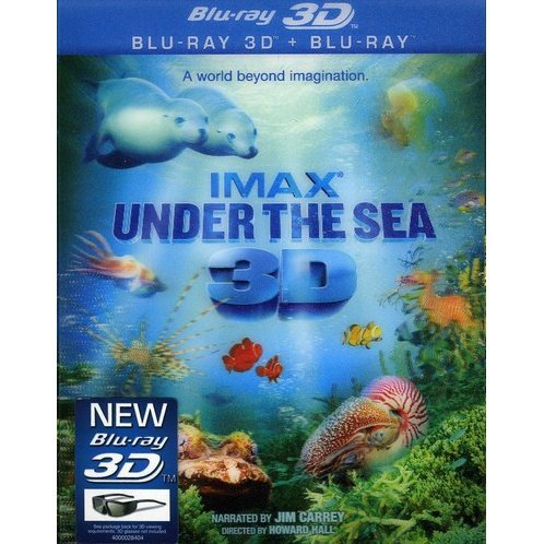 Under the Sea 3D [Blu-ray 3D + Blu-ray]