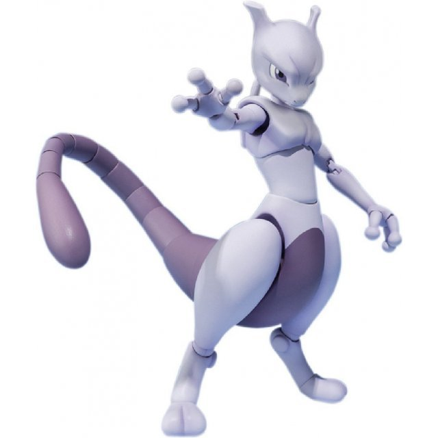 D-arts Pokemon: Mewtwo (Japan Version) (Re-Run)