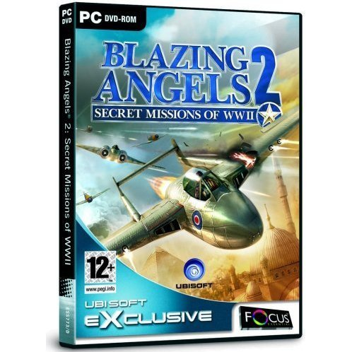 Blazing Angels 2: Secret Missions of WWII (DVD-ROM)