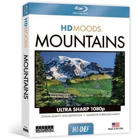 HD Moods Mountains