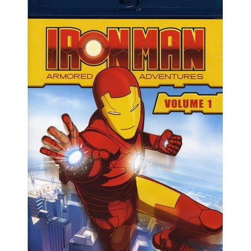Iron Man: Armored Adventures Volume 1