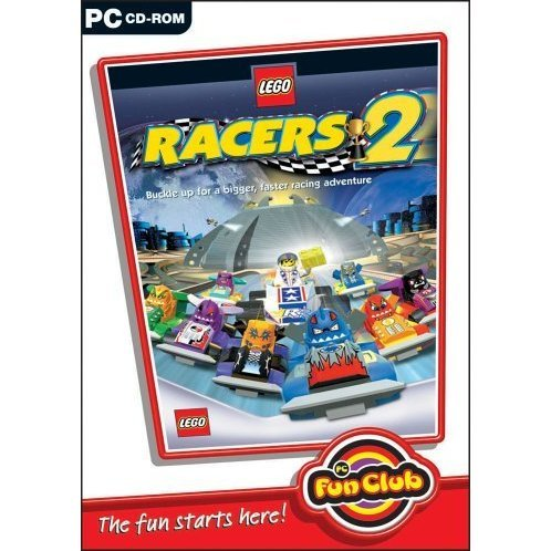 LEGO Racers 2 (DVD-ROM)