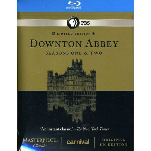 Masterpiece Classic: Downton Abbey - Seasons One & Two [Limited Edition]