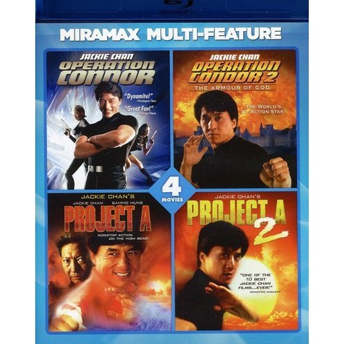 Miramax Multi-Feature: Jackie Chan