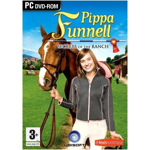 Pippa Funnell: Secrets Of The Ranch (DVD-ROM)