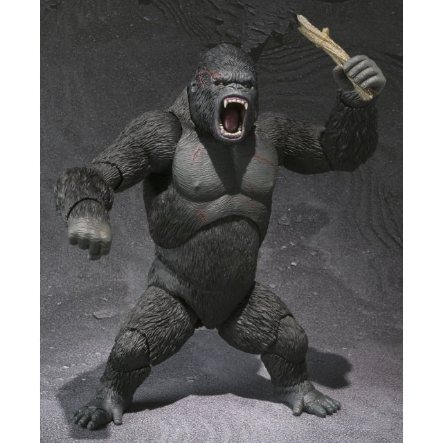 S.H.MonstertArts: King Kong